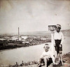 Прикордонний стовп і два хлопчики: брати Кулінські (Kulunski)