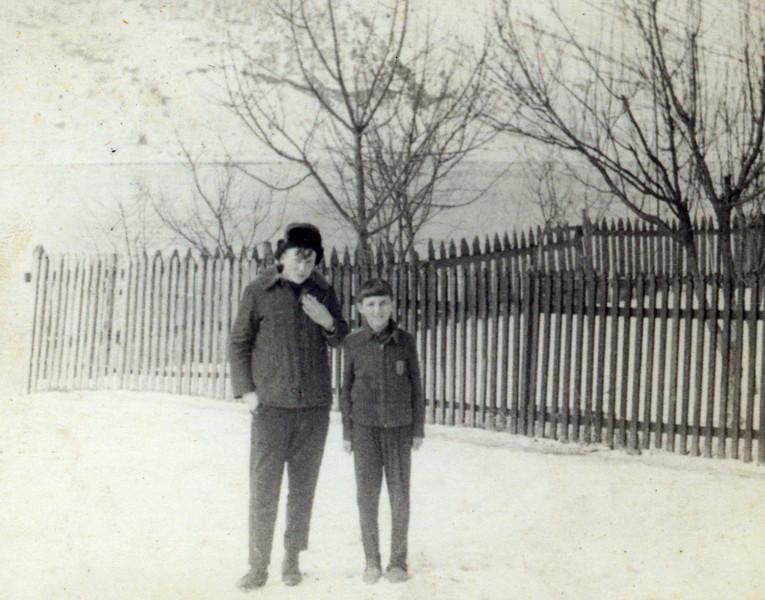 Віктор Герасимяк і Василь Лопух