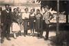 Українці, які працювали в Австрії під час німецької окупації. Одна особа з Устечка