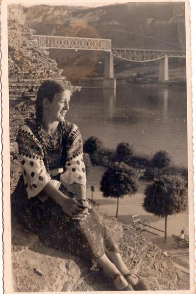 Марія Мединська. 1938 р. З архіву  Наталі Дмитренко