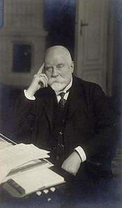 Леонід Білінський. н. 15 червня 1846 - п. 6 червня 1923. Шляхтич  гебру Sas