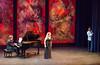 Ted Taylor, Pianist<br /> Stephanie Weiss, Mezzo-Soprano
