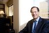 Ron Scheberle, Executive Director ALEC at his office in Washington DC