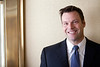 Chris Kobach, Secretary of State, Kansas, photographed in Washington, DC.