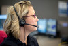911 dispatcher takes calls for Milwaukee police dept.