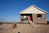 A new home in Joplin that replaced a house destroyed by a tornado
