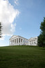 Since 1788 the Virginia Capitol has been home to the General Assembly, the oldest legislature continuously operating in the Western Hemisphere. Designed by Thomas Jefferson, the Capitol was the first public building in the New World constructed in the Monumental Classical style.