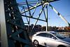 Bridge over the Seneca River in Baldwinsville, NY.