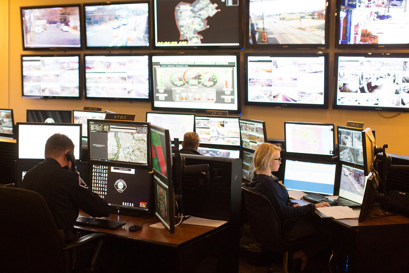Real Time Tactical Operation Intelligence Center