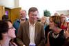 Governor Hickenlooper at a Colorado Municipal League conference in Breckenridge
