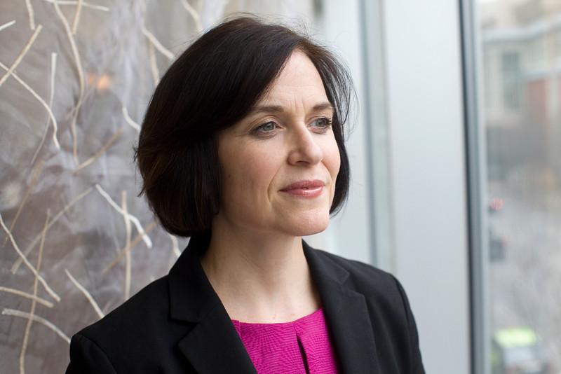 Betsy Hodges, mayor, Minneapolis