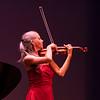 """Sofia Hirsch, violin, """"Meditation,""""   THAIS"""