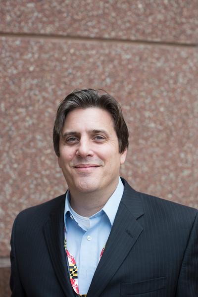 Greg Urban, Maryland COO