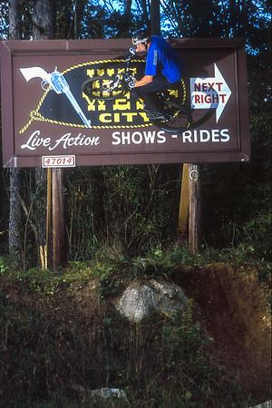 Jeff Lenosky - Wild West Wall Ride