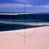 Sand, sea and sky. Bazaruto and Benguerra Island, Bazaruto Archipelago, Mozambique