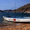 Boat, Lake Malawi, Malawi