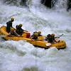 Rafting the mighty Zambezi, Zambezi River, Zambia