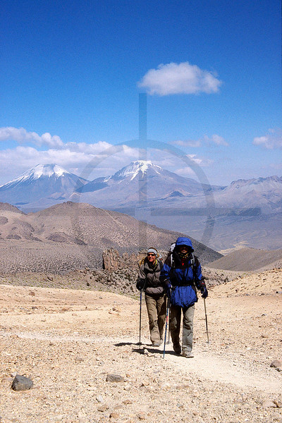 Heading to Sajama base camp, Sajama National Park, Oruro Department, Bolivia