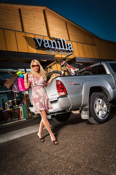 April Lawyer Maxxis Truck Tire