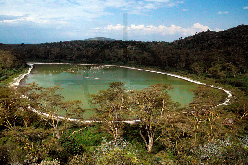 Lake Sonachi, Rift Valley, Kenya