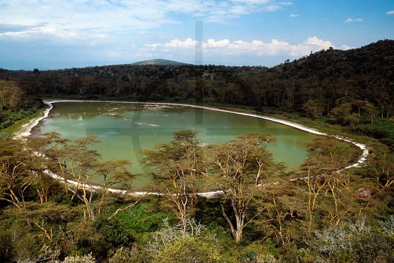 Lake Sonachi, Rift Valley, Kenya