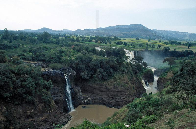 Blue Nile Falls, Northern Ethiopia