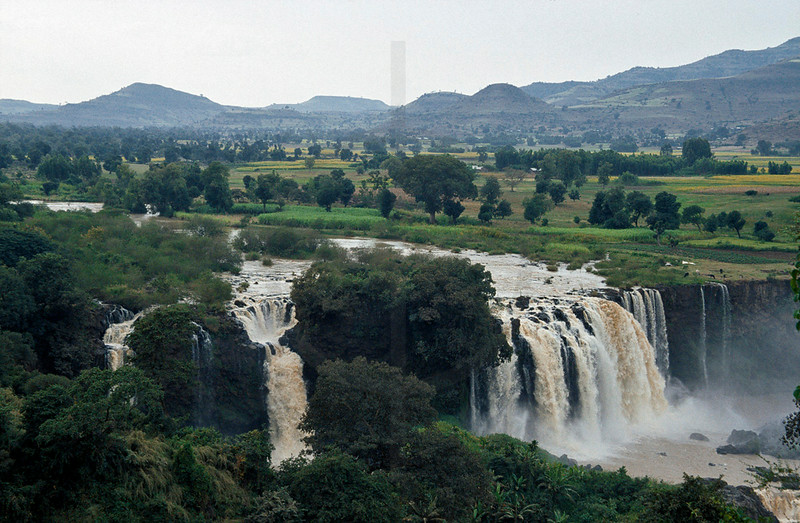 Blue Nile Falls, Northern Ethiopia