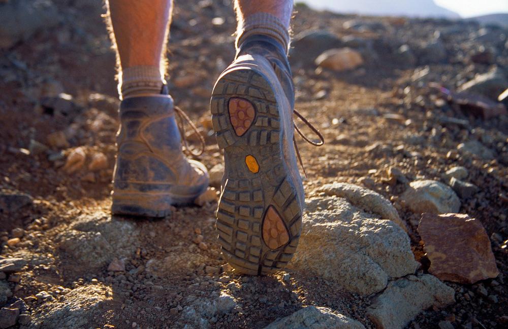 Walking the High Atlas, M'Goun  area, Morocco