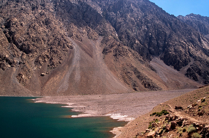 Lac d'Ifni, High Atlas, Morocco