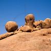 Boulders at Spitskoppe, Namibia