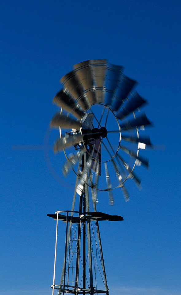 Wind mill, Namibia