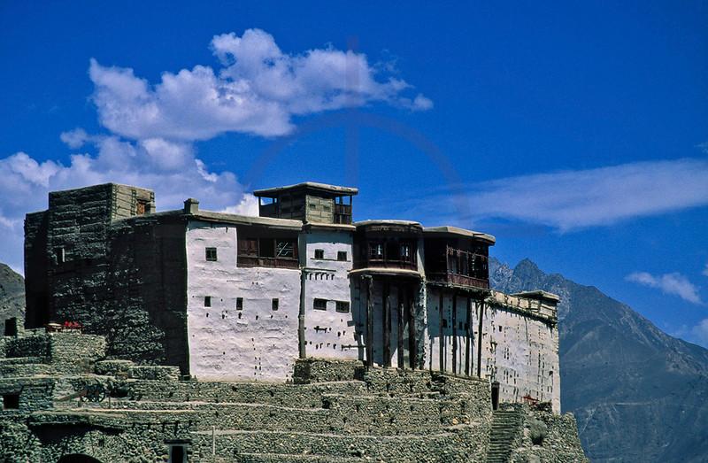 Baltit Fort, Karimabad, Hunza, Pakistan