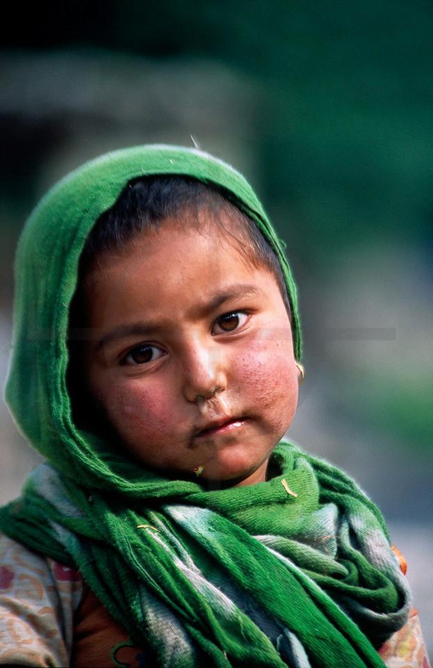 Child, Hushe, Baltistan, Pakistan