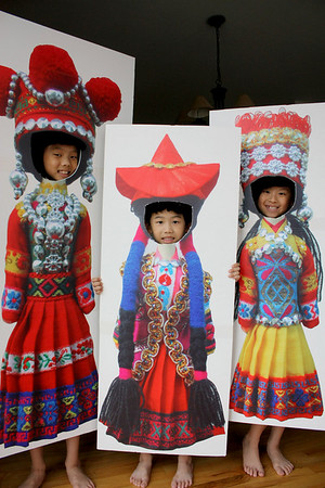 Chinese Dolls 1