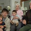 four generations of berwicks