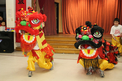 Lion Dance 舞獅 – Lion Dance Club