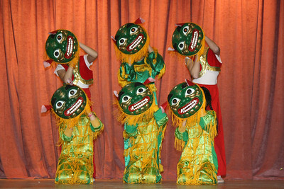Little Lions 小獅子 – Folk Dance Troupe