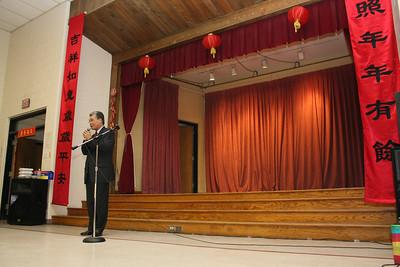 Director Wang of TECRO
