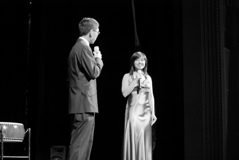 MCs: Robin Tsang and Erica Chen
