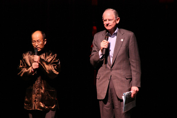 Delaware US Congressman Mike Castle  [ 2010 DCAA Chinese New Year Celebration ]