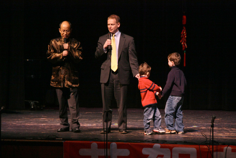 Delaware Lt. Governor Matt Denn  [ 2010 DCAA Chinese New Year Celebration ]