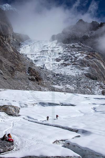 Cho La Pass, Solukhumbu District, Nepal