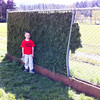 After creating the grass wall at Parker.