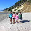 Hobbit Beach with Kirsten and Julia.