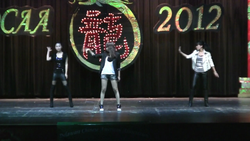 Modern Dance: The Party  现代舞  The Party<br /> UD Dragon Fly Dance Club 蜻蜓舞蹈社