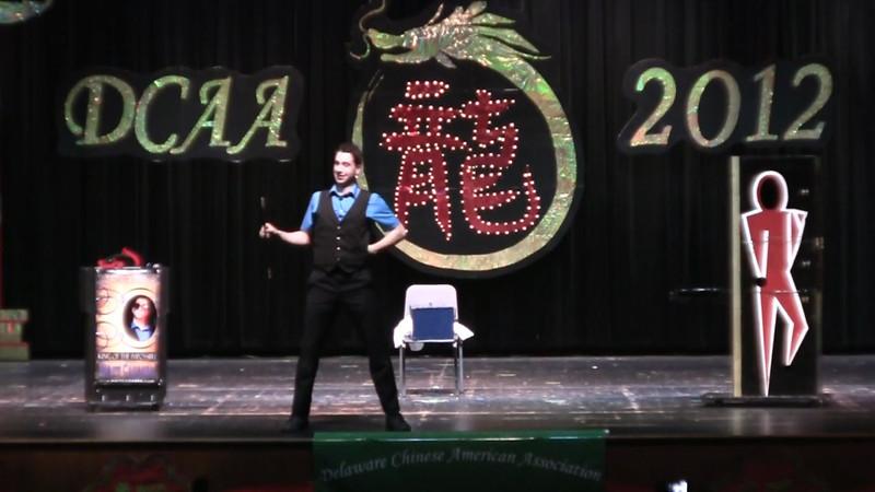 Magic Show: The Magic of Matt Cadabra 魔术<br /> Matt Cadabra