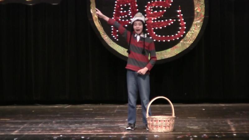 Play: Monkey King Eats Water Melon  儿童寓言短剧 猴王吃西瓜<br /> Chun Hui Drama Class 春晖中文学校话剧班<br /> 指导老师: 苗淼, 苗歆燕