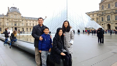 Day 2 - the Louvre!