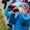Birdwatching on the wetlands tour.