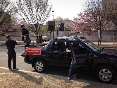 2014 Washington DC Cherry Blossom Parade